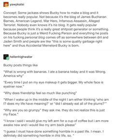 Bucky Barnes, marvel, mcu, avengers
