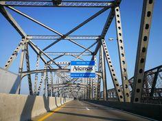 #USAMietwagenTips - Brücke im Bundesstaat #Arkansas.