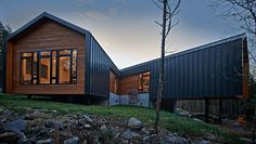 Holston River House by Sanders Pace Architecture