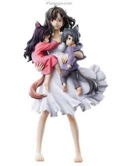 Wolf Children figurine, can I have it? Please???