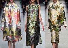 Paris Fashion Week Womenswear Print Highlights Part 2 – Spring/Summer 2016