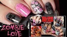 Zombie Nails ~ YouTu