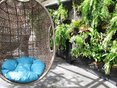 Jamie Durie is THE MAN! Pivoting bedroom wall that opens up to a garden complete with out door shower and Japanese soaking tub? I'm green with envy!