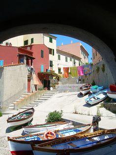 Toscana MARCIANA MARINA - (Isola d'Elba) #TuscanyAgriturismoGiratola