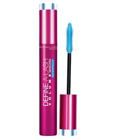 BEST FOR VOLUME  Maybelline New York Define-a-Lash Volumizing Waterproof Mascara ($7.95) Many of our testers noted the volumizing effect of Maybelline's Define-a-Lash formula — even for those notoriously wispy bottom lashes. It also proved to be nonirritating and resisted smudging in our lab tests. This mascara's thickening effects will last throughout your day. It earned high marks for being easy to apply in our lab tests. (drugstores nationwide)