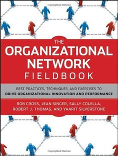 The Organizational Network Fieldbook: Best Practices, Techniques and Exercises to Drive Organizational Innovation and Performance by Robert L. Cross, http://www.amazon.com/dp/0470542209/ref=cm_sw_r_pi_dp_0UFVpb09FRB0W This is the ultimate resource for practitioners who want to implement insights from organizational network analysis and thinking.