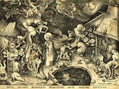 Het moderne beeld van de heks die langs de schoorsteen op een bezemsteel wegvliegt, is gecreëerd door de Brabantse schilder Pieter Bruegel de Oude (ca. 1525-1569). Dat stelt kunsthistorica Renilde Vervoort die volgende maand aan de Radboud Universiteit in Nijmegen promoveert op een studie naar hekserijvoorstellingen in de Nederlanden tussen 1450 en 1700.