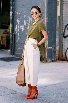 Summer in office #work #fashion #professional #heels #summer #blogger