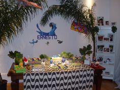 Rio  Quintal Buffet Infantil