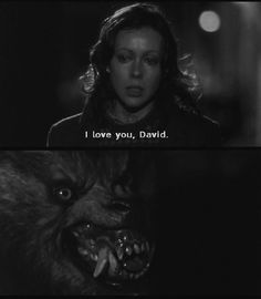 An American Werewolf in London (1981) Such an awesome movie. This part always makes me sad.