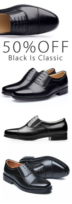 50%OFF&Free shipping. Men's Shoes, Comfy, Casual, Business, Elastic, Slip On. Shop now~