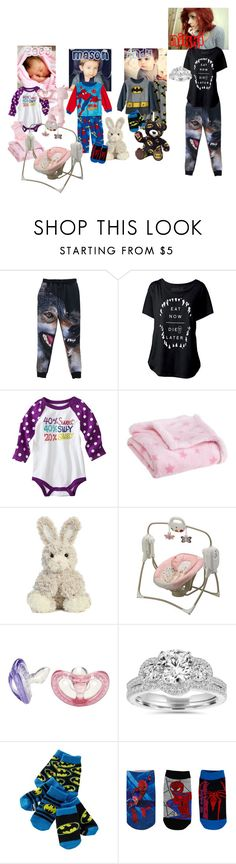 """breakfast is ready~Nikki"" by satandaughter ❤ liked on Polyvore featuring Circo, Gymboree, Carter's, Fisher Price, Nûby, Bliss Diamond and Old Navy"