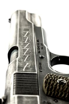 GSO.13 #bomanufacture custom 1911 GBB - limited edition to 99pcs