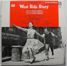 1960s West Side Story Soundtrack! Can I please have this vinyl?