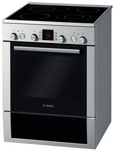Kitchenaid Kdss907sss blomberg beru24200ss electric range with ceramic top, non