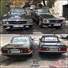 🇩🇪Mercedes Benz & in . 🎯Tag your . Mercedes 500sl, Mercedes Benz R Class, Classic Mercedes, Maybach, Porsche, Classic Cars, Landscapes, Places, Vehicles