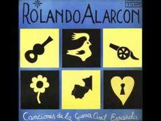Musica de La Guerra Civil Española - Rolando Alarcon. . - YouTube