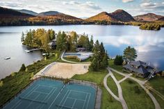 Elysium Suites sur Lac Lac-Supérieur (Québec) Located in Lac-Supérieur, Elysium Suites sur Lac offers fully furnished suites with a lake view. Mont-Tremblant's North slopes are 6 minutes' drive from the suites. The South slopes and Pedestrian Village are 20 minutes' drive away.