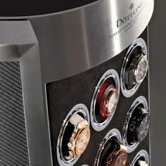 Fortress Maximus – The Best of Luxury Safes by Dottling | #dottling #luxurysafes #safes #luxury #luxurylifestyle #luxurybrands #expensivebrands #watchwinder