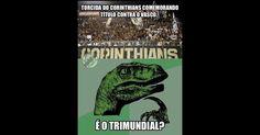 Corinthians conquista campeonato brasileiro de 2015 e quebra a internet com memes