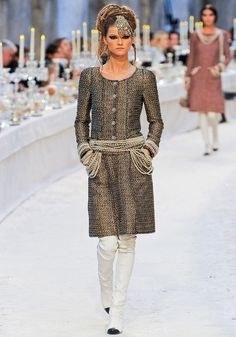 """Paris Meets Bombay"" - Chanel Pre-Fall 12 collection"