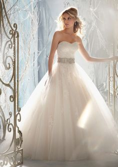 Morri Lee Dress dream wedding dress drool