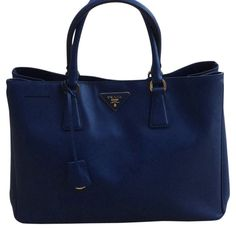 Prada Tu Shopping Bluette Tote Bag. Get one of the hottest styles of the  season 52f7b3a9f4663