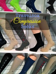 Review: Travelsox Compression Socks