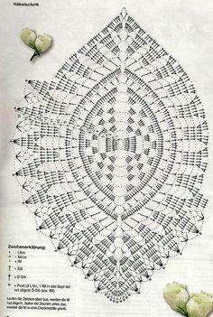 Kira scheme crochet: Scheme crochet no. 1925