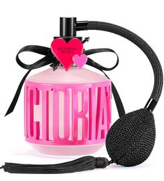 Victoria's Secret Love Me More Eau de Parfum for Spring 2016 | http://www.musingsofamuse.com/2016/01/victorias-secret-love-me-more-eau-de-parfum-for-spring-2016.html