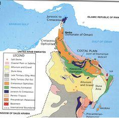 Geology Oman