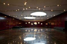 Strerch ceiling lighting design