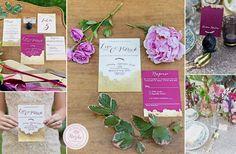 wedding invitation marsala blush pink - Hledat Googlem