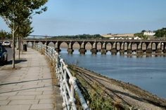 Doesn't Bideford look beautiful in this glorious sunshine?