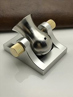 Now available in our store  Mini Desktop Cann... Check it out here! http://championshipringsandmore.com/products/mini-desktop-cannon-stainless-steel-cnc-machined-cannon-pocket-toy-model?utm_campaign=social_autopilot&utm_source=pin&utm_medium=pin