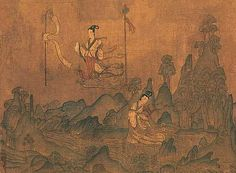 https://flic.kr/p/6qqeTN | 晋-顾恺之-洛神赋4 | Painted by the Jin Dynasty artist Gu Kaizhi 顾恺之.
