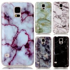 Marble Stone Case sFor Coque Samsung Galaxy S5 Neo SM-G903F/S5 G900 Soft TPU Cover Phone Case For Galaxy S 5 SM-G900F i9600