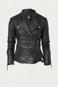 Love this jacket <3 My first tigha-piece... JARA | BIKERJACKE IM USED LOOK