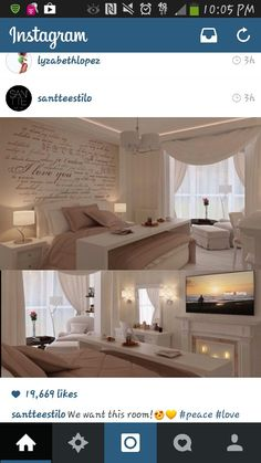 I really like this room,  the colors