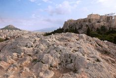 The Areopagus, Athens