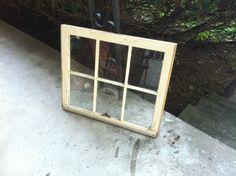 Window Pane - DIY