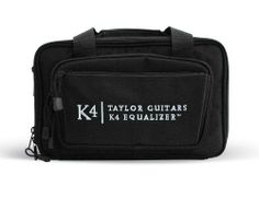 Taylor Guitars K-4 Gig Bag, Black by Taylor Guitars. $44.99. Taylor K4 Gig Bag.  Transport your Taylor K4 Equalizer in a durable, custom-designed Gig Bag. Ultra-sturdy 600-denier nylon construction and rugged, double-stitched seams protect your K4 and make bringing it to the gig a breeze.