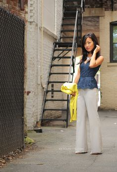 awesome style blog with DIY and sewing tips to upcycle old/thrift clothes