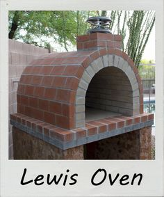 Build A Wood Fired Brick Oven / DIY Pizza Oven by BrickWood Ovens by patrica Wood Oven, Wood Fired Oven, Wood Fired Pizza, Build A Pizza Oven, Pizza Oven Outdoor, Brick Oven Outdoor, Oven Diy, Brick Bbq, Backyard Projects