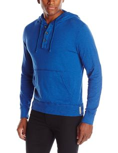 Lucky Brand Men's Shasta Hoodie at Amazon Men's Clothing store:
