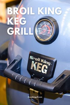 The Broil King Keg 5000 is a powerful Kamado-style cooker that offers excellent cooking power and heat retention but at an affordable price. Find out why this might be your next grill with our review. Bbq Grill, Barbecue, Broil King Keg, Ceramic Grill, Best Charcoal, Kamado Joe, Best Bbq, Outdoor Cooking, Grills