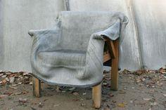 URBAN SMUDGE: concrete fabric