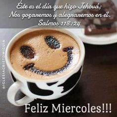 Éste es el día que hizo Jehová; Nos gozaremos y alegraremos en él. Salmos 118:24