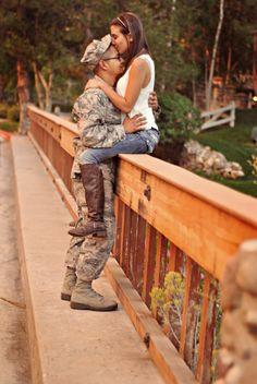 Military Couple Portraits #Military #CouplesPortraits #Photography #Portraits