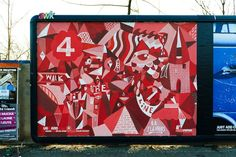 Converse All Stars Just Add Colour street art campaign